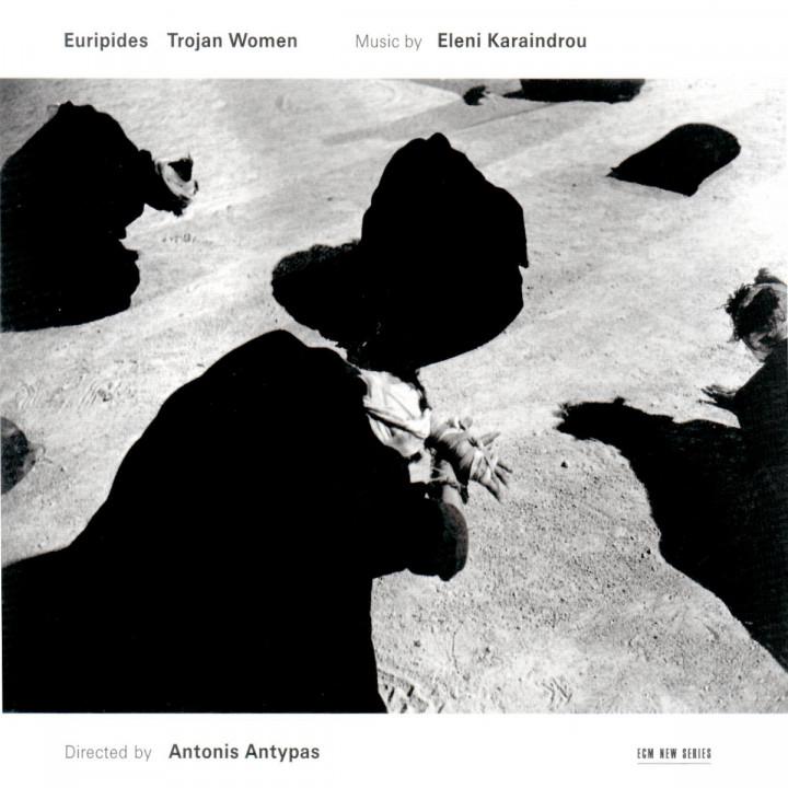 Euripides; Trojan Woman 0028947213923