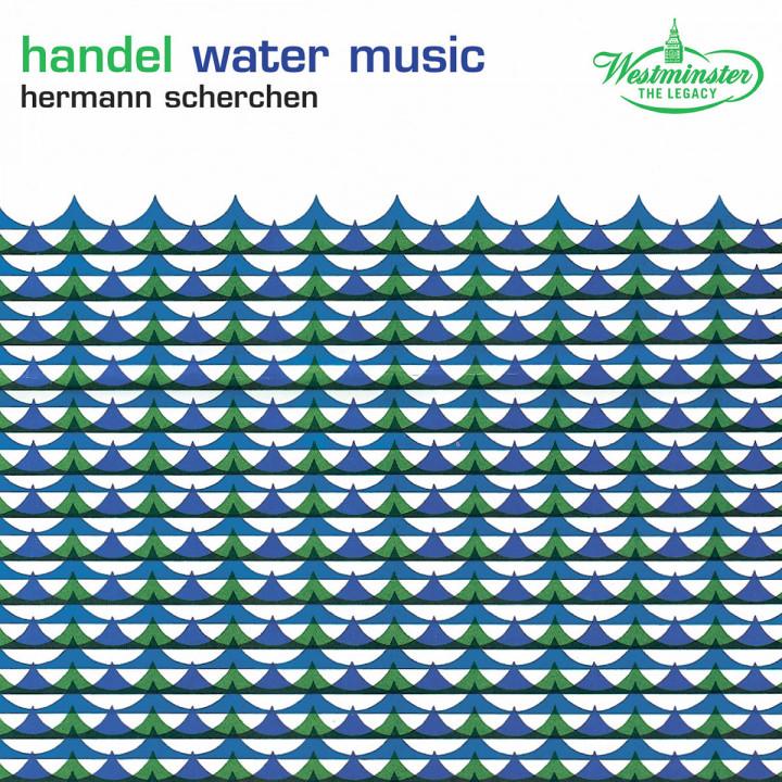 Wassermusik; Trompetenkonzert D-dur; Konzerte für zwei Trompeten 0028947127620