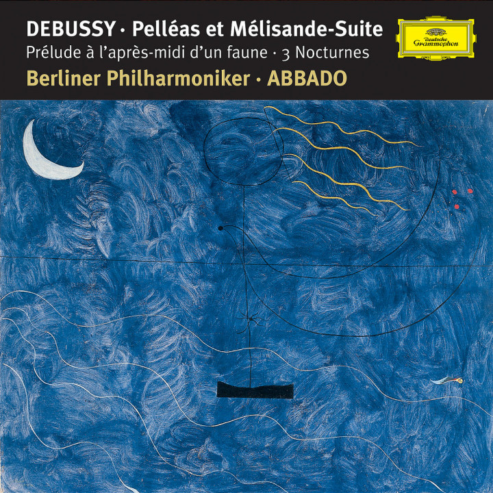 Debussy: Prélude à l'aprés-midi d'un faune; Trois Nocturnes; Pelléas et Mélisande Suite 0028947133227