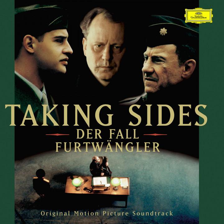 Taking Sides / Der Fall Furtwängler - original motion picture soundtrack 0028947156422