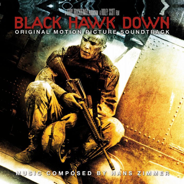 Black Hawk Down - Original Motion Picture Soundtrack 0044001701225