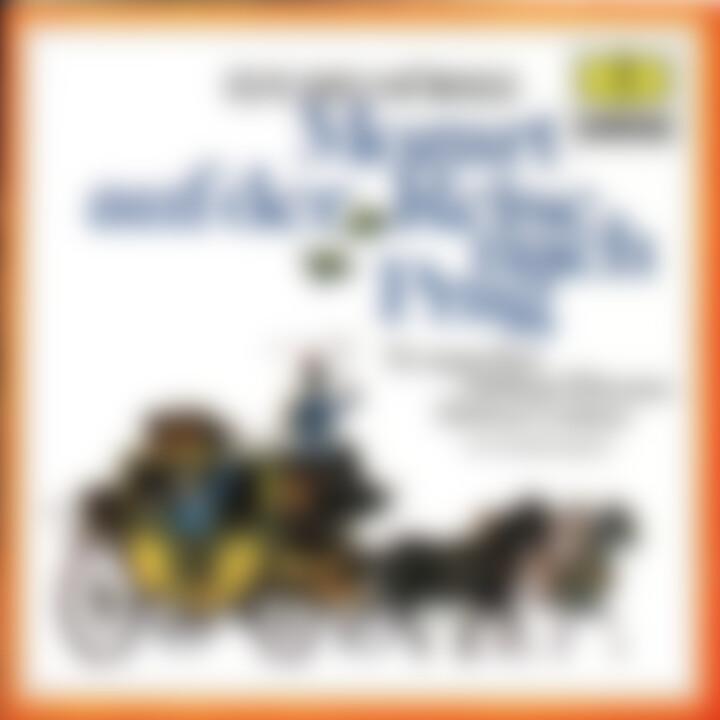 Mozart Auf Der Reise Nach Prag 0028943533920