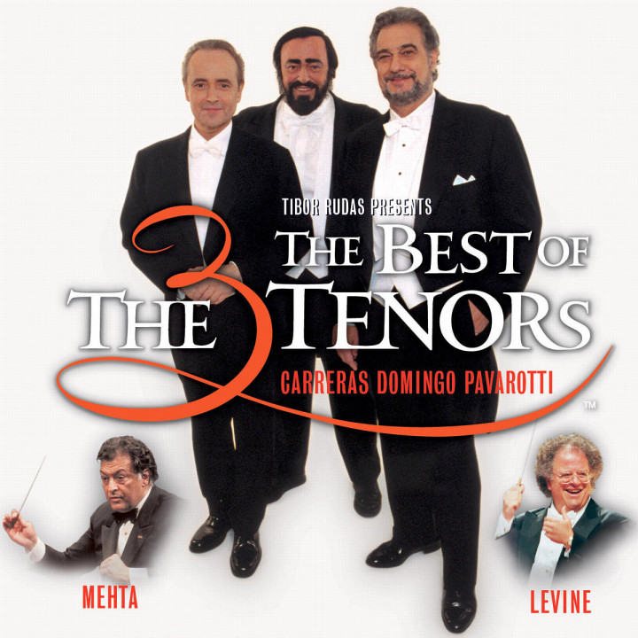 The Three Tenors - The Best of the 3 Tenors 0028946699924