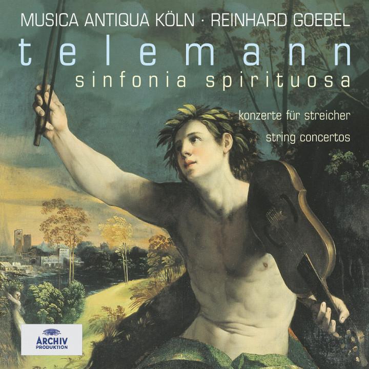 Sinfonia Spirituosa - Konzerte für Streicher (Vol. 2) 0028947149226