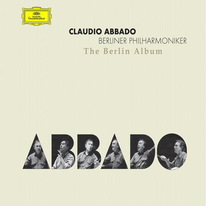 Claudio Abbado - The Berlin Album 0028947162720
