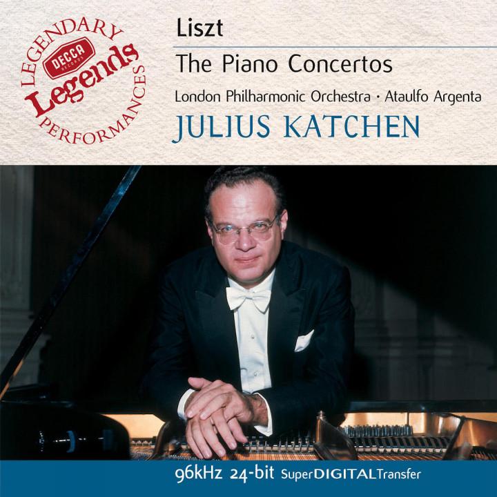 Liszt: The Piano Concertos 0028947025720