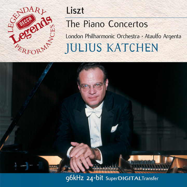 Liszt: The Piano Concertos 0028947025720