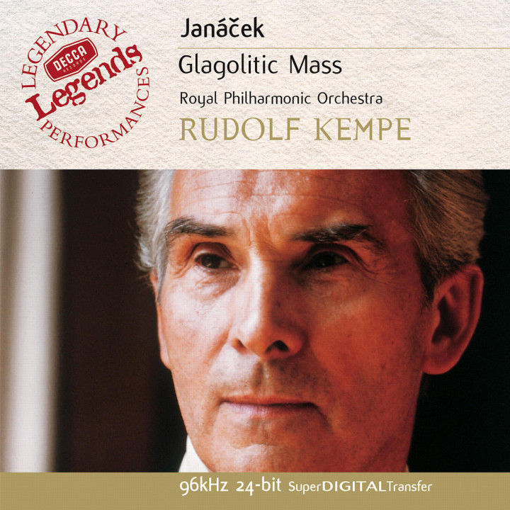 Janácek: Glagolitic Mass etc 0028947026329