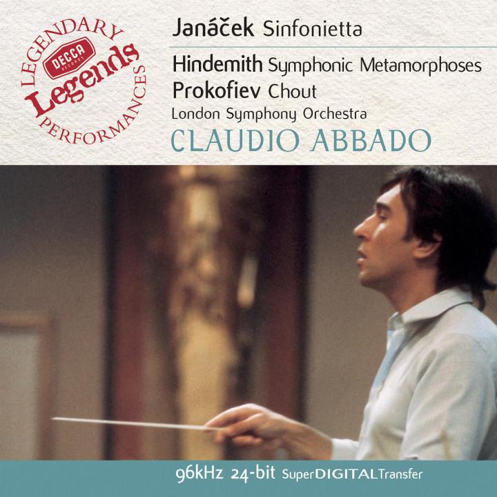 Sinfonietta; Sinfonische Metamorphosen; Chout 0028947026422