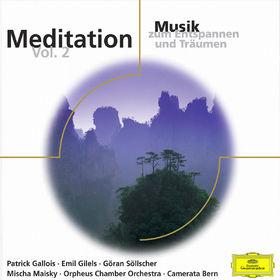 eloquence, Meditation (Vol. 2) - Musik zum Entspannen und Träumen, 00028946928127