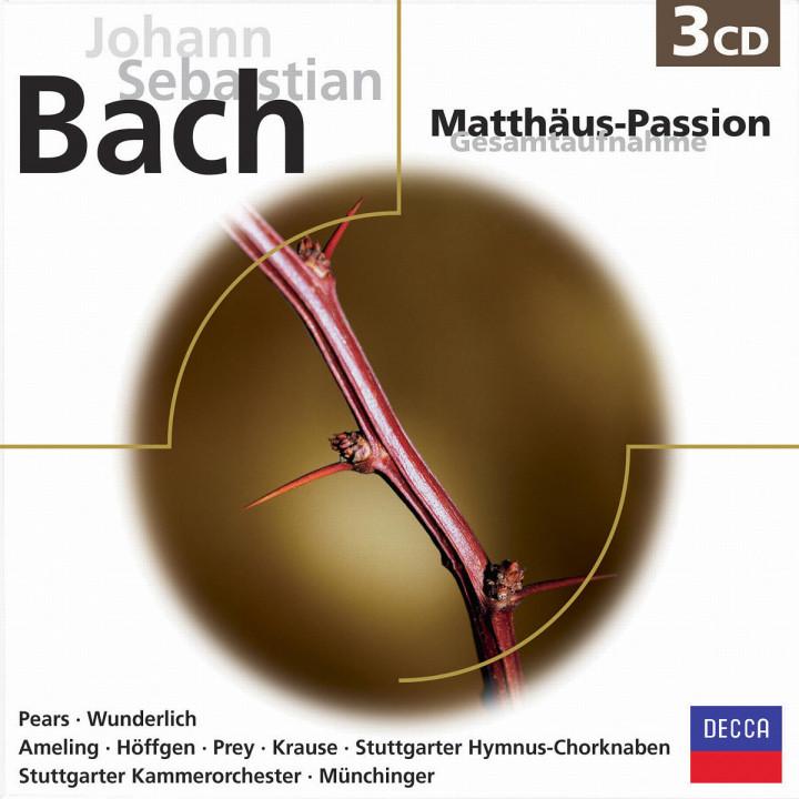 Bach: Matthäus-Passion 0028947085522