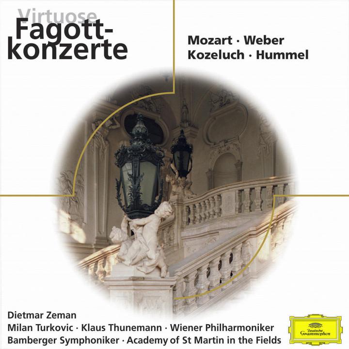 Virtuose Fagottkonzerte 0028947222822