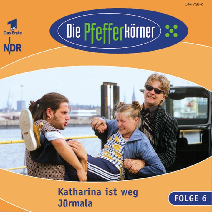 Die Pfefferkörner, Folge 6: Katharina ist weg - Jürmala 0731454475626