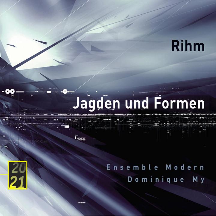 Rihm: Jagden und Formen 0028947155823