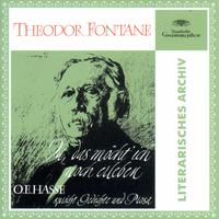Otto Eduard Hasse, O.E.Hasse spricht Gedichte und Prosa