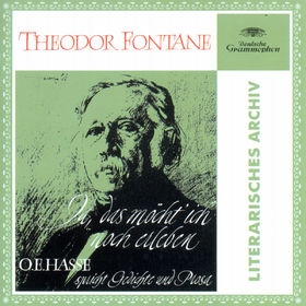 Otto Eduard Hasse, O.E.Hasse spricht Gedichte und Prosa, 00028947186724