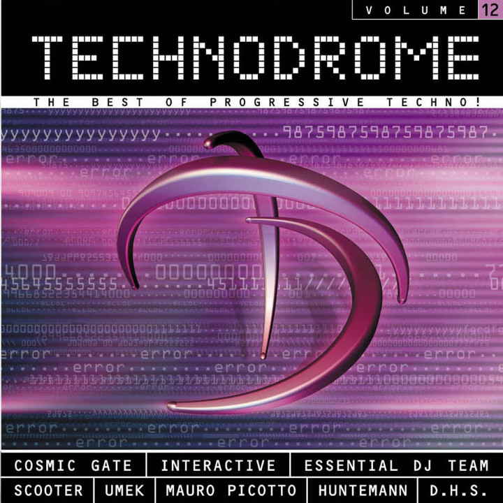 Technodrome (Vol. 12) 0731458476227