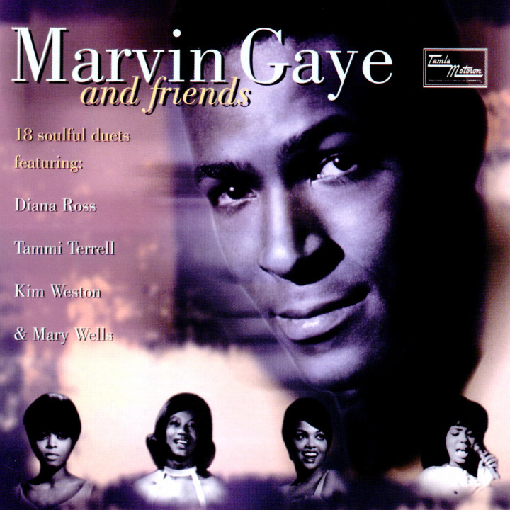 Marvin Gaye & Friends 0731454452029