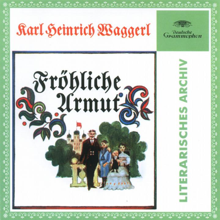 Waggerl, Fröhliche Armut 0028947186627