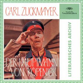 Carl Zuckmayer, Der Hauptmann von  Köpenick, 00028947186823