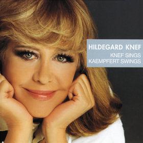 Hildegard Knef, Knef Sings, Kaempfert Swings, 00731458676027