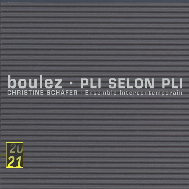 Pierre Boulez: Pli selon Pli 0028947134424