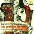 Gabriele Wohmann, Alle genießen die Party, 00028947186922