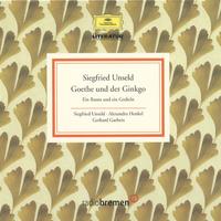 Siegfried Unseld, Goethe und der Gingko