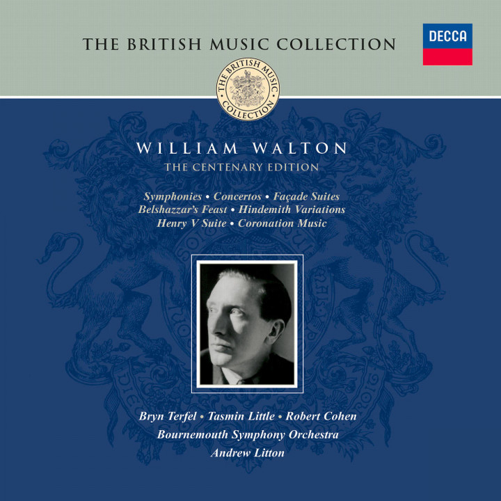 Walton: Centenary Edition 0028947050827