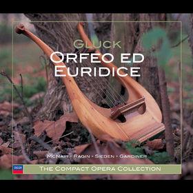 Christoph Willibald Gluck, Orfeo ed Euridice, 00028947042426