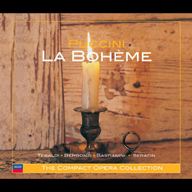 Giacomo Puccini, La Bohème, 00028947043126