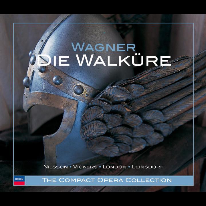 Wagner: Die Walküre 0028947044323