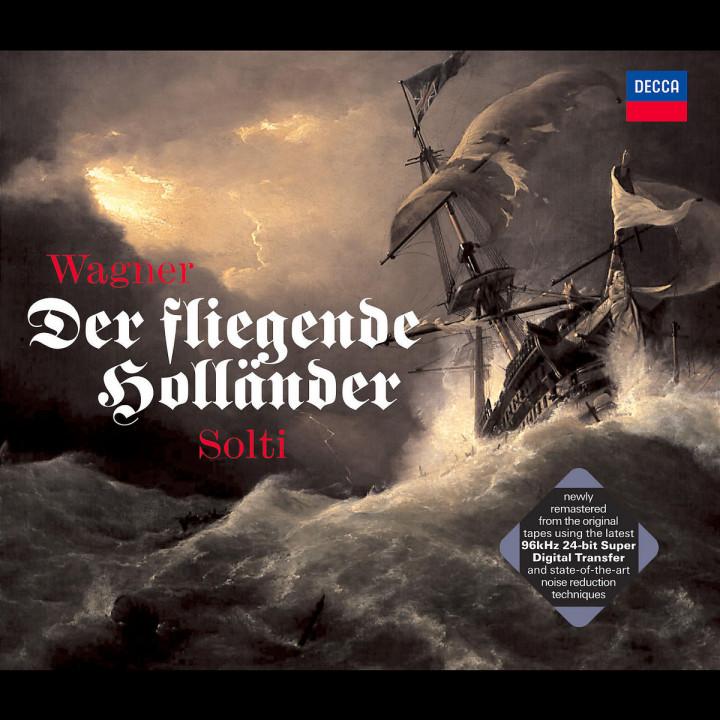 Wagner: Der Fliegende Holländer 0028947079224