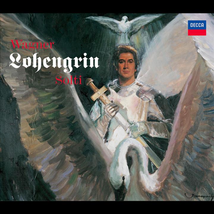 Wagner: Lohengrin 0028947079523
