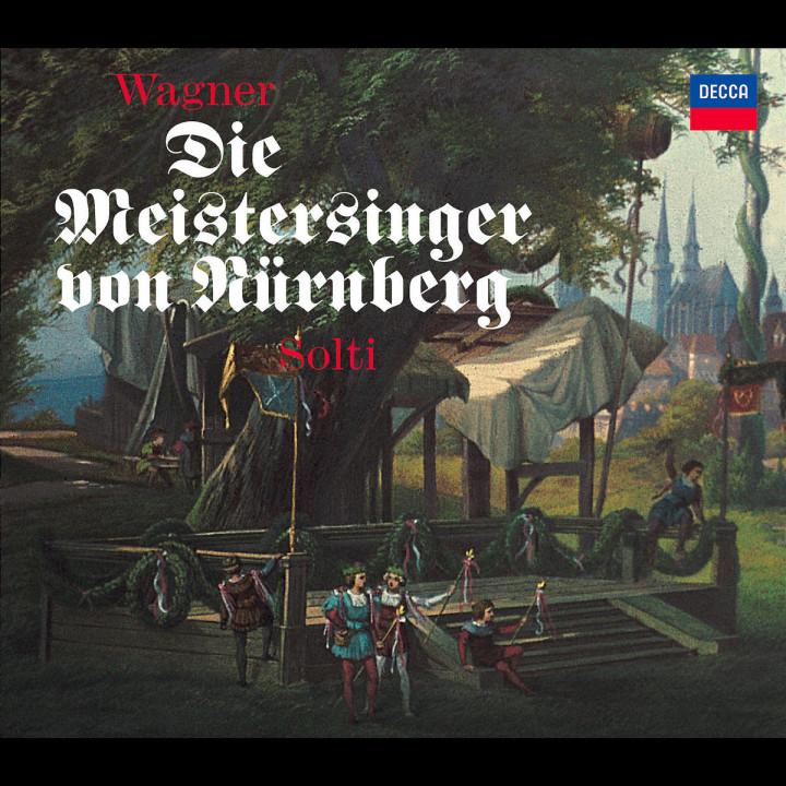 Wagner: Die Meistersinger von Nürnberg 0028947080022
