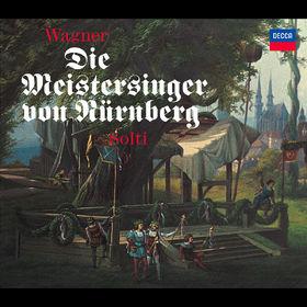 Richard Wagner, Wagner: Die Meistersinger von Nürnberg, 00028947080022