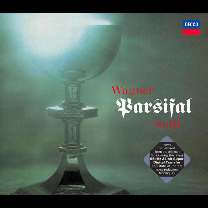 Wagner: Parsifal 0028947080527