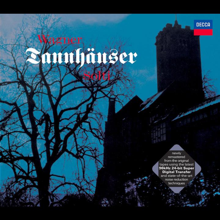 Wagner: Tannhäuser 0028947081023