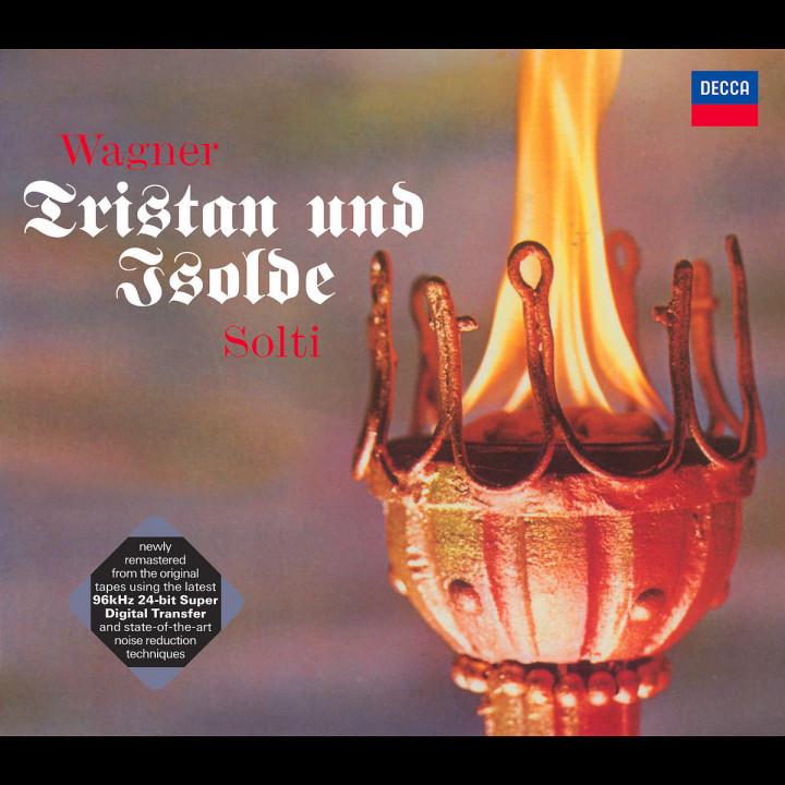 Wagner: Tristan und Isolde 0028947081425