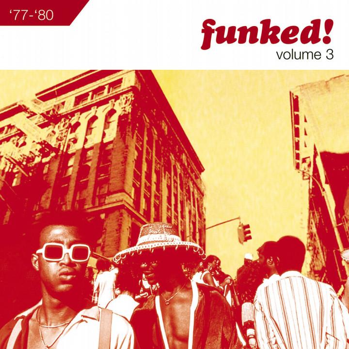Funked! (Vol. 3): 1977-1980 0731452495626