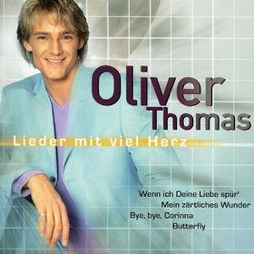Oliver Thomas, Lieder mit viel Herz, 00044001711923