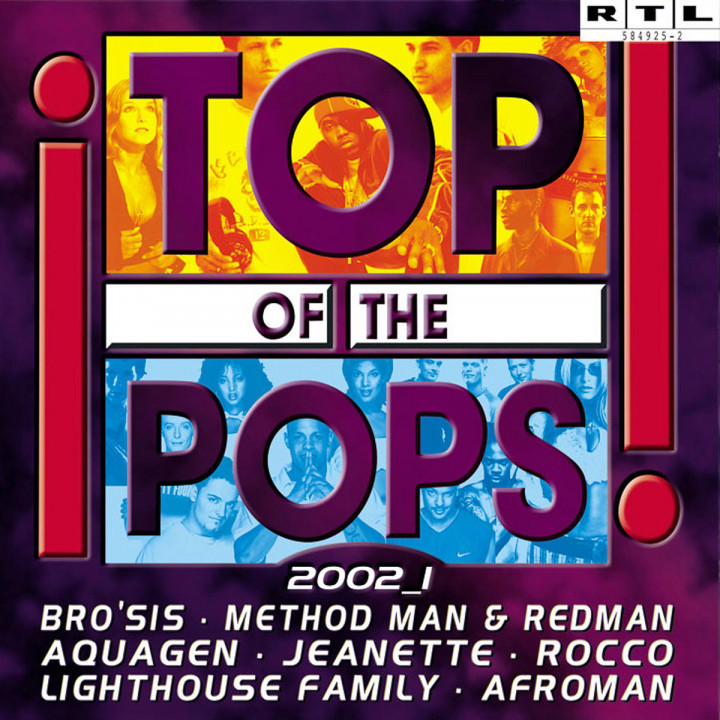 Top Of The Pops 2002 0731458492528