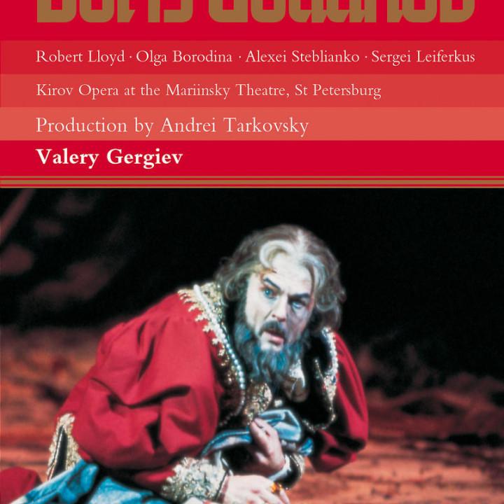 Moussorgsky: Boris Godunov - 1872 Version 0044007508996