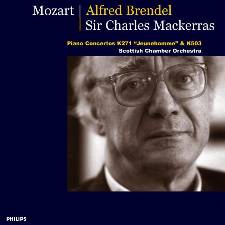 "Mozart: Piano Concertos K.271 ""Jeunehomme"" & K.503 0028947028723"