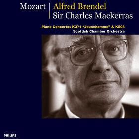 Wolfgang Amadeus Mozart, Mozart: Piano Concertos K.271 Jeunehomme & K.503, 00028947028727