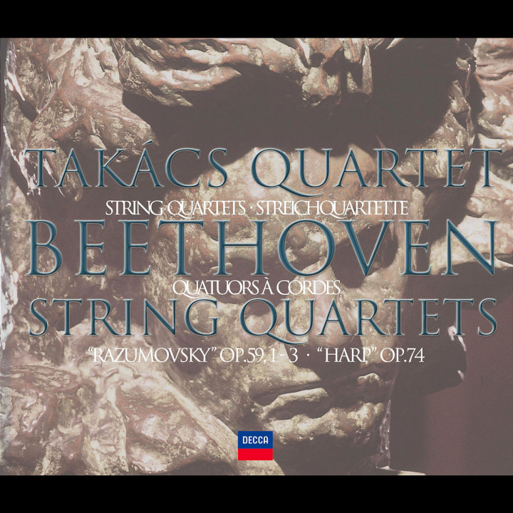 Beethoven: The Middle Quartets 0028947084727