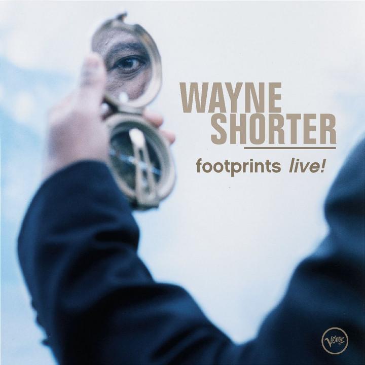 Footprints - Live! 0731458967921