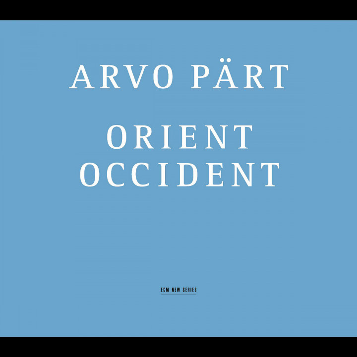 Wallfahrtslied; Orient & Occident; Como Cierva Sedienta 0028947208028