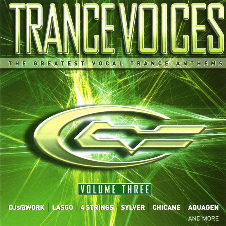 Trance Voices (Vol. 3) 0731458324023