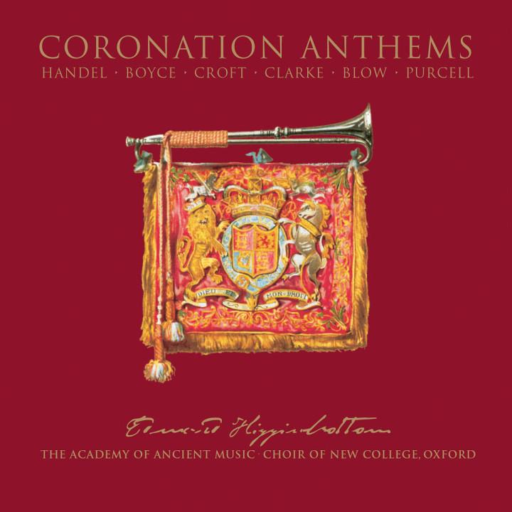 Coronation Anthems 0028947022624